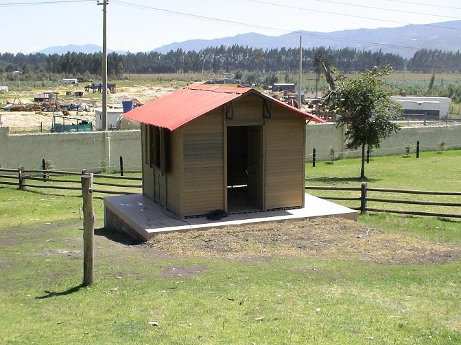 0 9 Baños Kioscos Y Garitas Shelters Refugios